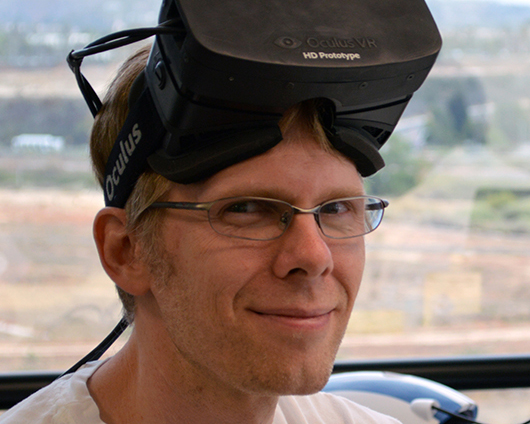 Id Software parent stakes claim on Carmack's Oculus Rift technology [Updated]
