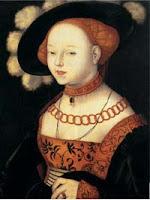 Retrato de una dama, de Hans Baldung Grien