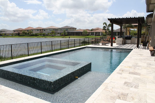 Pool Deck Designs to Consider | Treasure Pools Blog