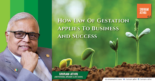 How Law Of Gestation Applies To Business And Success | LinkedIn