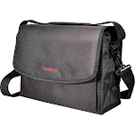 ViewSonic Projector Carrying Case for ViewSonic PA502S/PA502X/PA505W and more - Matte black hairline