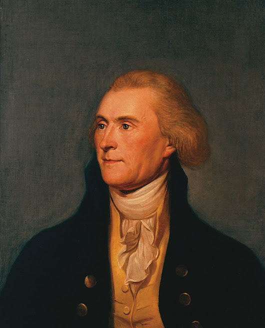 Thomas Jefferson – The President who re-wrote the Gospels