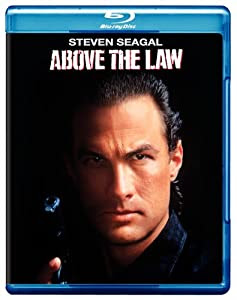 "Cover of ""Above the Law [Blu-ray]"""