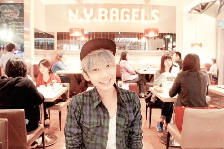 typicalben  N.Y. Bagels Cafe taipei