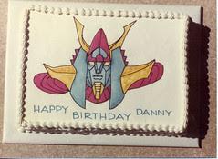 My Birthday Cake c. 1975