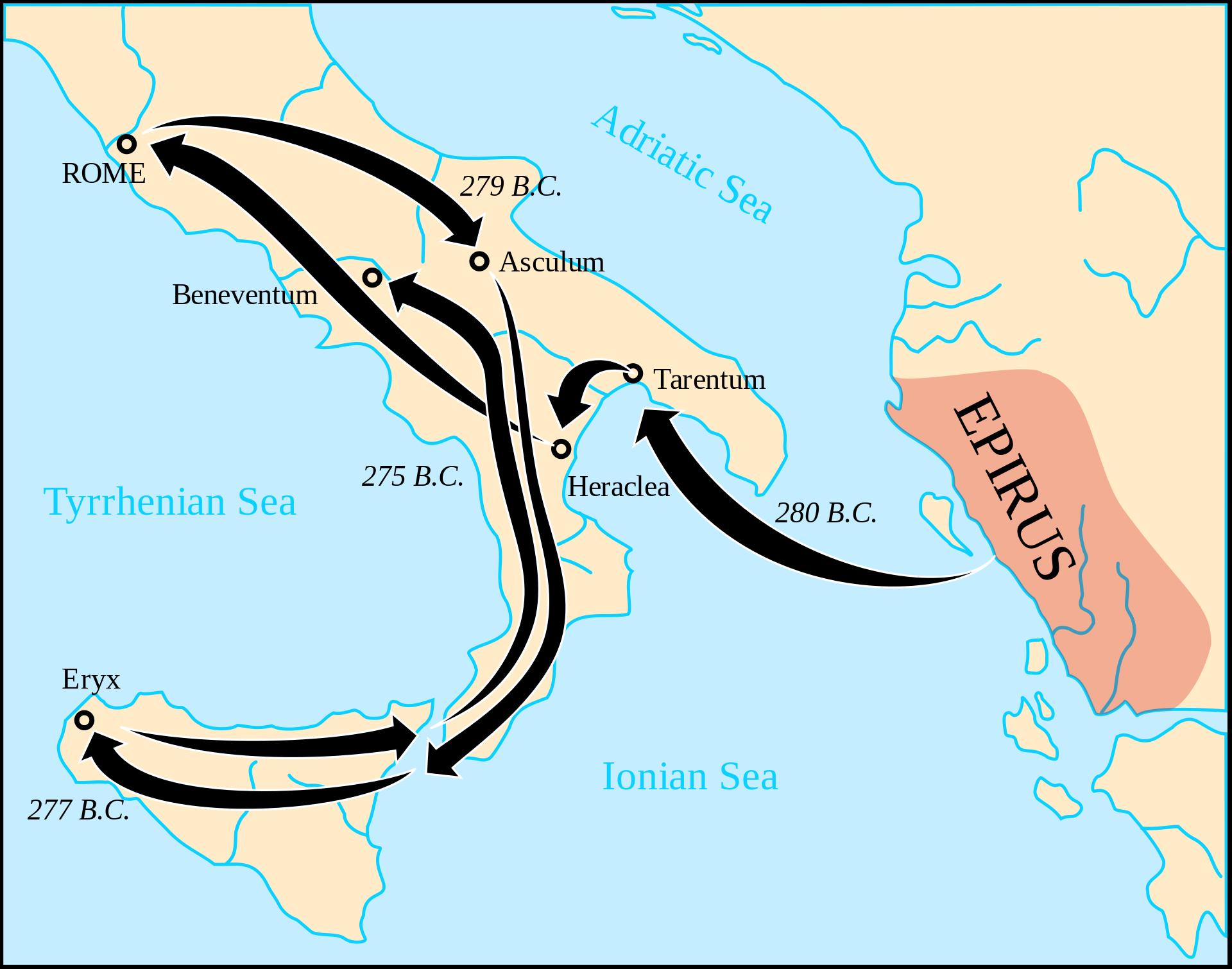 Pyrrhic War Wikipedia
