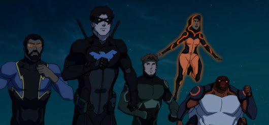 Young Justice: Outsiders: Photos & Spoilers For Episodes 7-9