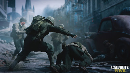 Call of Duty: WWII Officially Revealed with New Trailer – Capsule Computers
