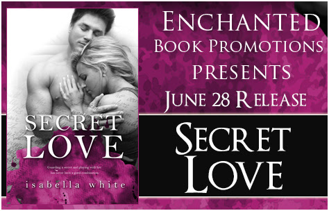 Scheduling Release Blitz Secret Love - Enchanted Book Promotions