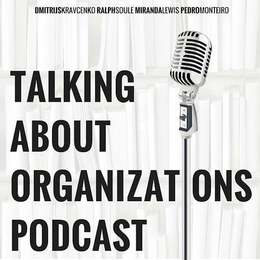 Talking About Organizations Podcast - UK Podcast Directory