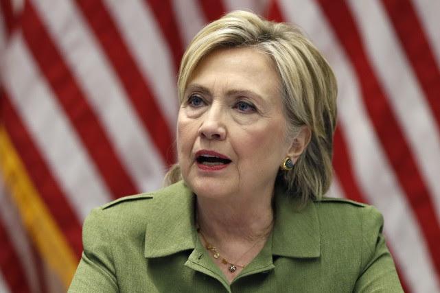 Selon son médecin personnel Lisa Bardack, Hillary Clinton... (AP)
