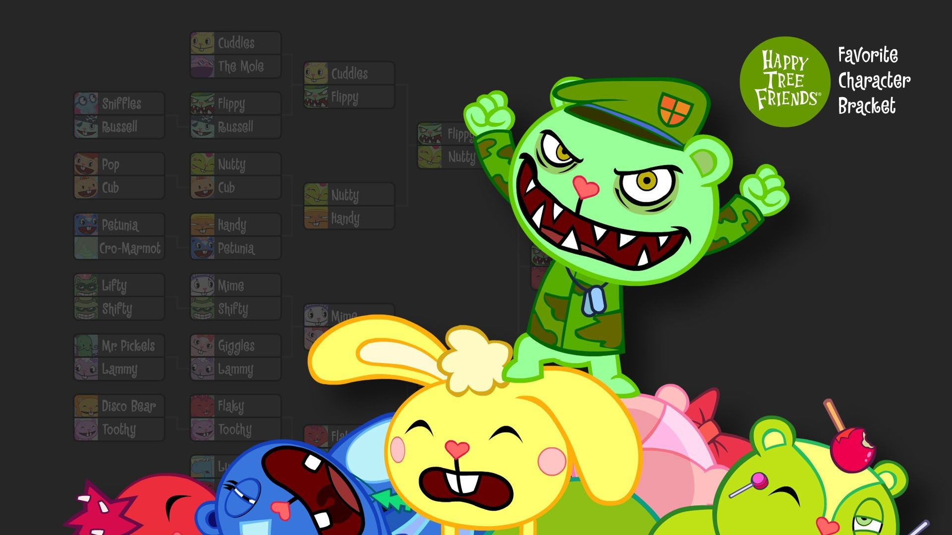 Happy Tree Friends Wallpaper 81 Images