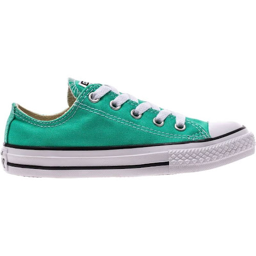 Converse Little Kids' Chuck Taylor All Star Low Top Shoes, Size 13, Teal