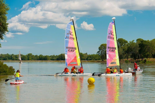 Summer Sports For Kids: Learn To Sail at a Summer Camp