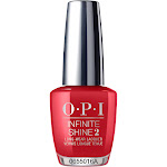 OPI Infinite Shine 2 Icons Nail Lacquer, Big Apple Red - 0.5 fl oz bottle
