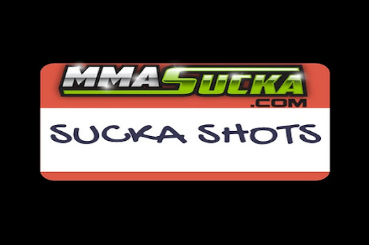 Sucka Shots 7: UFC 210 analysis with Luis Gonzalez - MMASucka.com