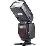 andoer ad-960ii universal lcd display on-camera speedlite flash