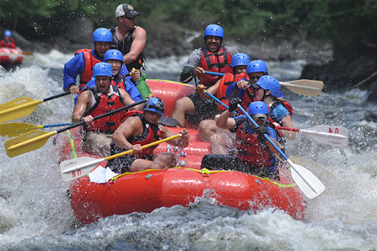 Embark on a rafting excursion down the Kennebec River!  | U.S. Rafting