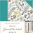 NKJV Journal the Word Bible ~ Large Print