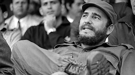 Fidel And The Rock Of Resistance