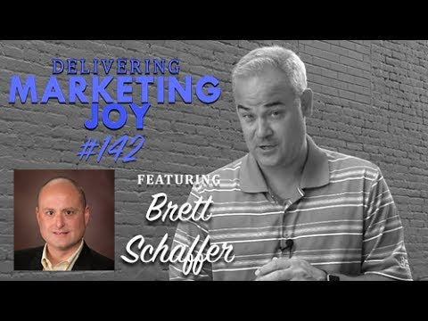 Brett Shaffer: Going from Operations to Sales...