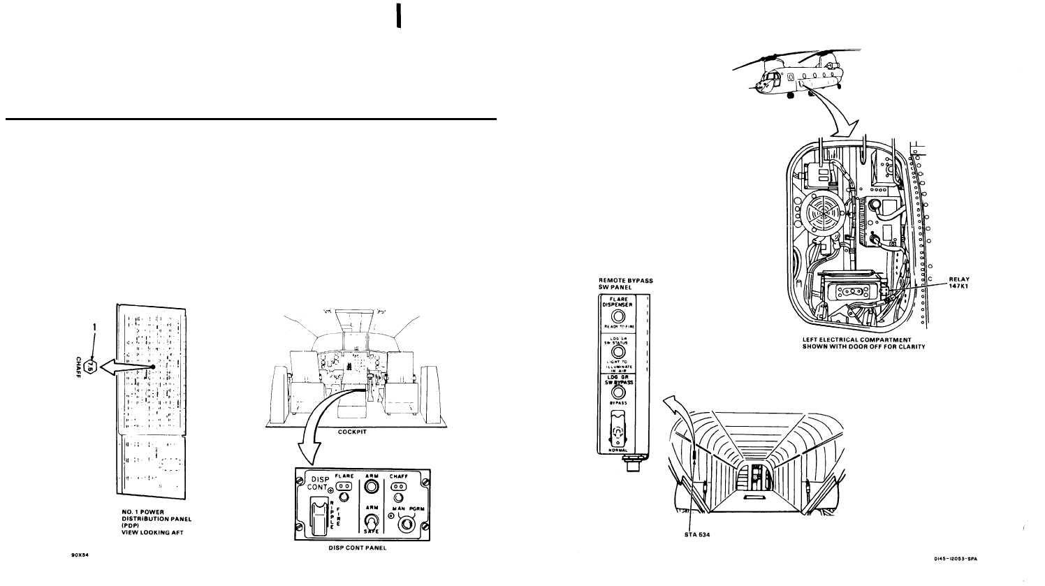 hydraulic press nsn T 240 Heilcopter 1520 55 3 Manual TM