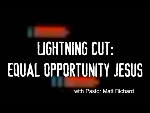 Lightning Cut: Equal Opportunity