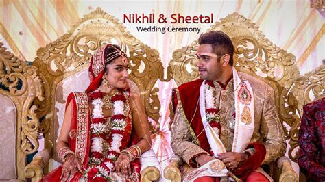 Hindu wedding Ceremony London   Nikhil & Sheetal   Prime