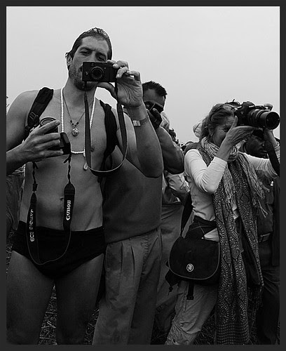 The Photographers Of Maha Kumbh by firoze shakir photographerno1