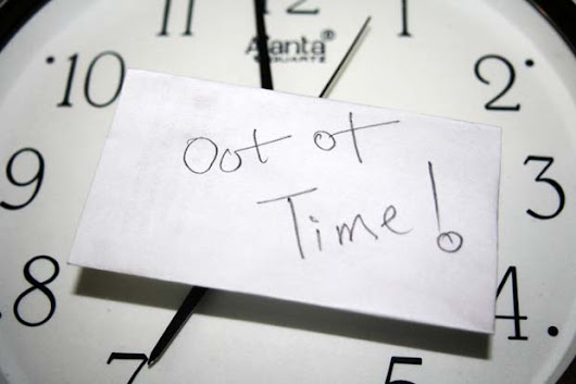 10 Tips to Develop Time Management Skills