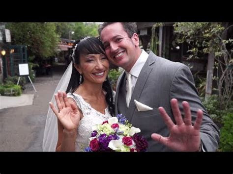 Bernardo Winery Wedding Ceremony & Reception Trailer