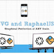 SVG and Raphael JS