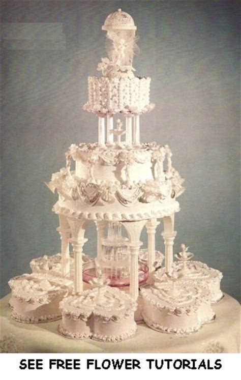 Wedding cakes, Fresh flowers and Cakes on Pinterest