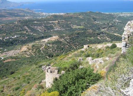 Polyrhinia ruins