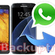 Copy WhatsApp Messages from Samsung Galaxy Android to iPhone 7/iPhone 7 Plus