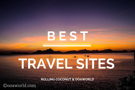 Best Travel Sites Top 10 Travel Blogs per Category - OOAworld