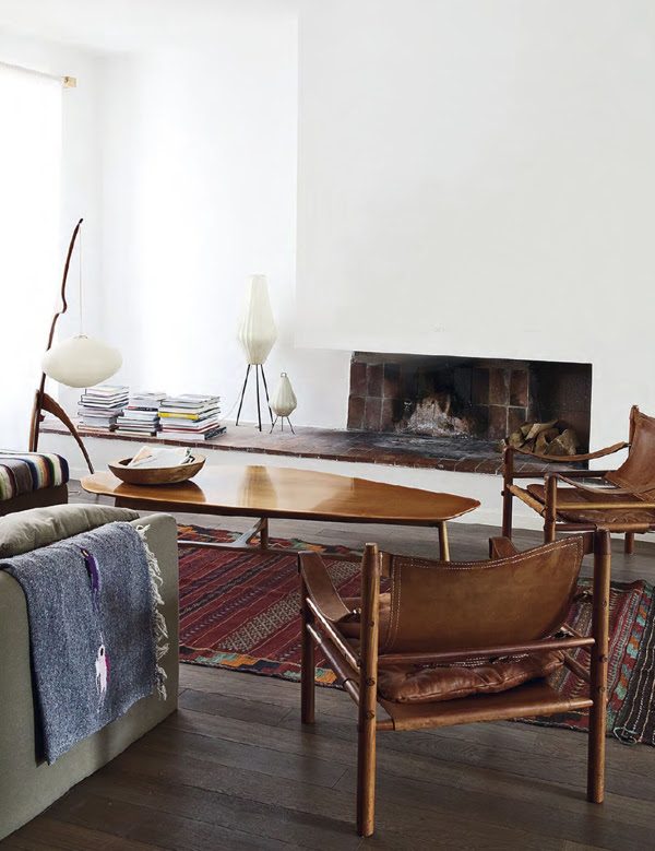 The City Sage: Object Lust: The Wood and Leather Chair