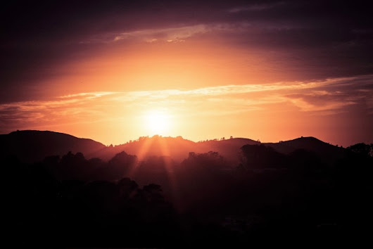 I simply love sunsets.  Here's a few examples why… |  Blog — Jayson Oertel Photography • San Francisco •  • (415) 728-2656