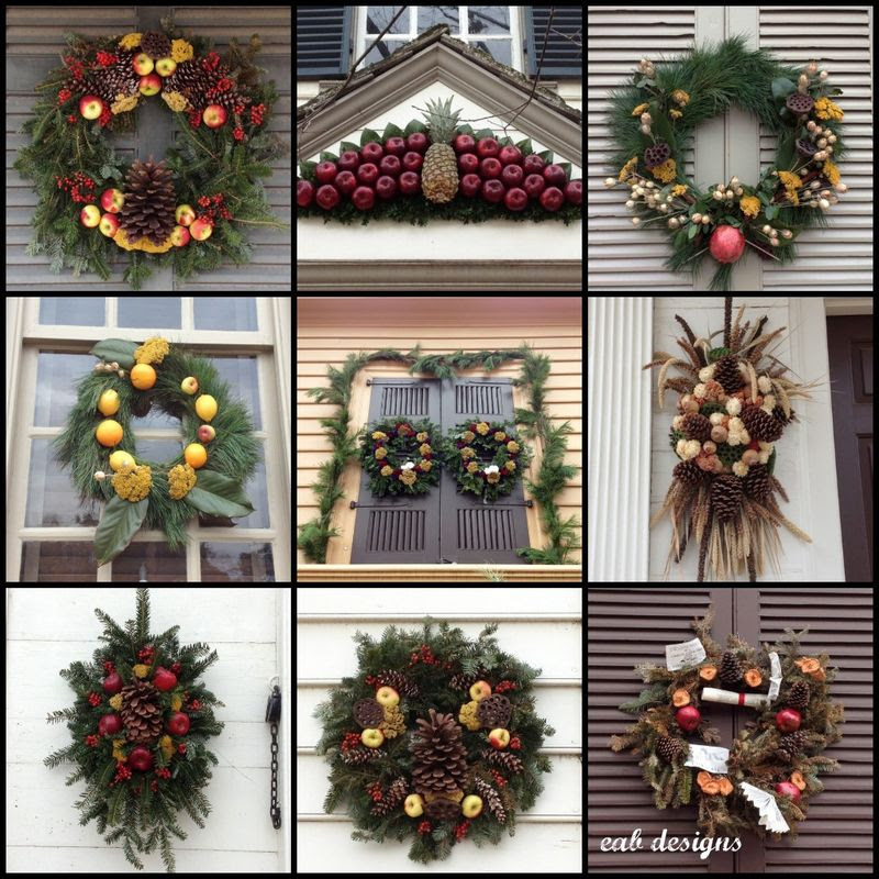 related image with colonial williamsburg christmas decorations each year colonial williamsburg decorates a number of the historic