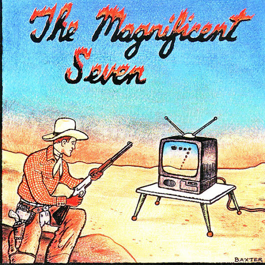 The Magnificent Seven - The Best of the Worst - Digital Download – Basta Music Store