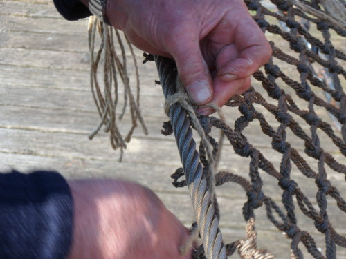 Making the knots