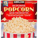 Kirkland Signature Microwave Popcorn, 3.3 oz, 44-count