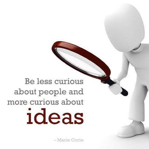Curiosity Quotes Famous Quotes And Sayings About Curiosity Quoteswave