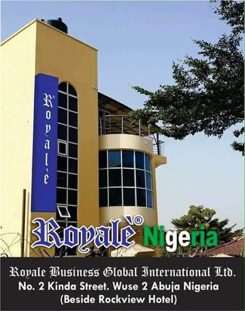 Newest and trending business in Nigeria under Network marketing- Royalè® business Club Inc.