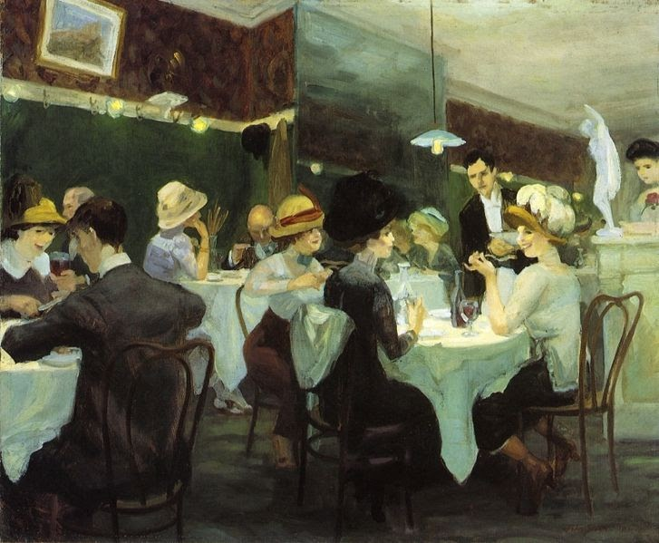 Art history news art and appetite american painting for Art and appetite american painting culture and cuisine