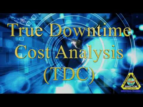 The True Cost of Downtime in Manufacturing and Big Data