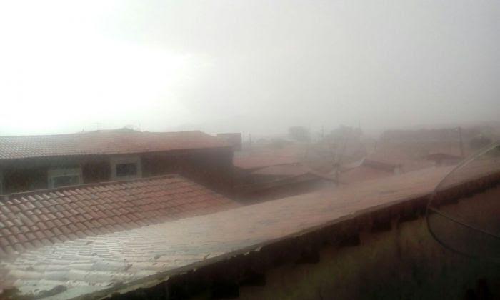 chuva em jucurutu