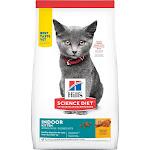 Hill's Science Diet Indoor Chicken Recipe Dry Kitten Food, 7 lbs.