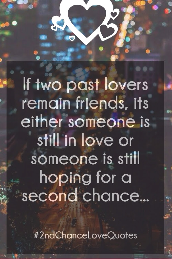 Quotes About Second Chances In Relationships 17 Quotes