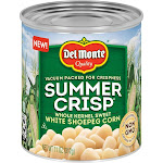 Del Monte Summer Crisp Shoepeg Corn - 11oz